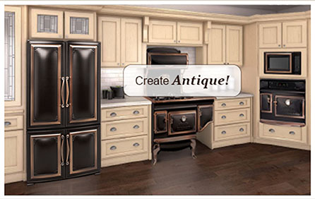 create antique  antique appliances retro refrigerator reproduction stove and      rh   elmirastoveworks com