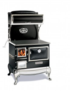 1840 Woodburning Cookstove Black
