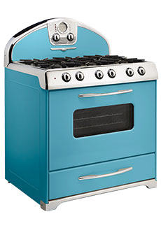 Northstar Range Colors Custom Retro Stoves