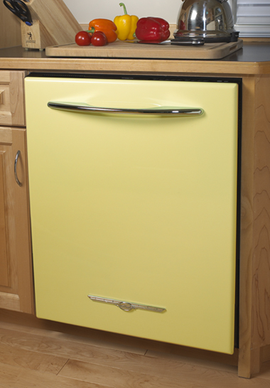 Northstar Dishwasher Panels, retro appliances