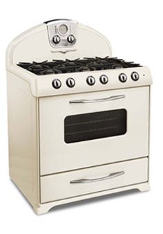 Model 1947p 36 Dual Fuel Range Gas Top Electric Oven Painted Trim Crown Cook Rail And Skirt Match Self Cleaning